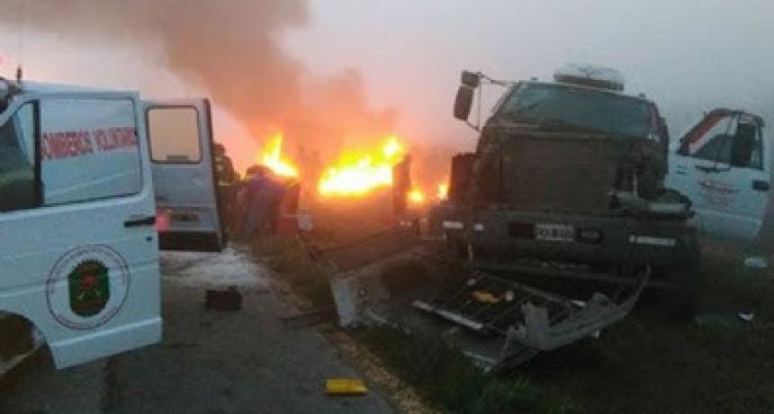 Bell Ville: Camionero irá a juicio por conducir ebrio y causar la muerte de una mujer