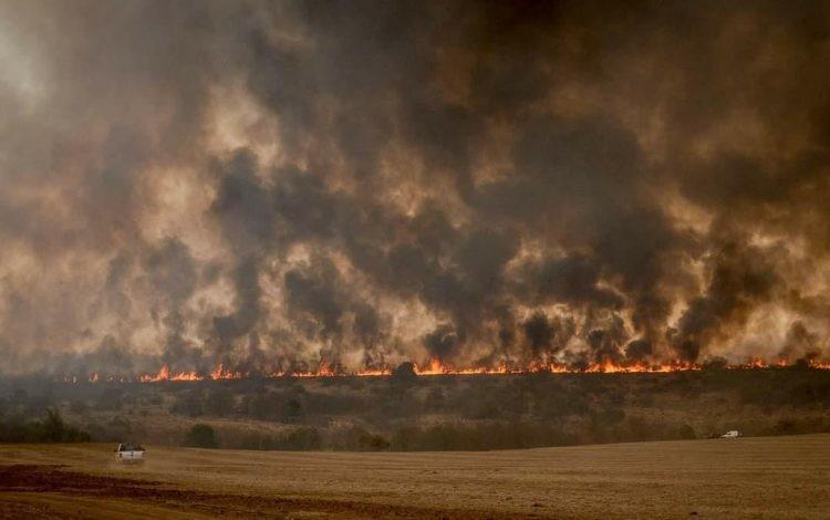 El fuego no da tregua: Alerta amarilla para la provincia de Córdoba