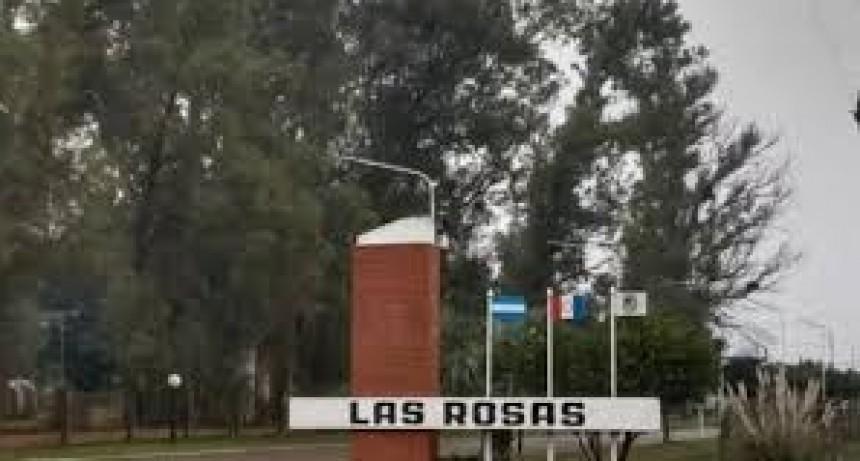 Las Rosas: Arrestaron a dos hombres por el Uso de Arma de Fuego tras dos allanamientos