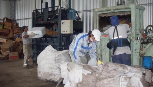 Villa Allende: inauguraron planta de tratamiento de residuos urbanos