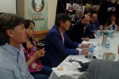 LOS SURGENTES: CONFORMARON EL ENTE REGIONAL DE RESIDUOS DEL SUDESTE CORDOBÉS