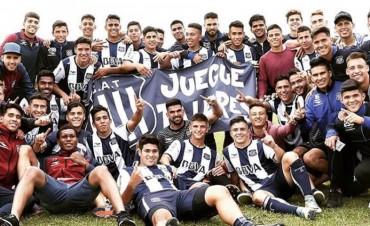 ¡Talleres Campeón en Cuarta del Torneo Juvenil 2017!