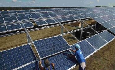 Epec construirá un parque de energía solar en Arroyo Cabral