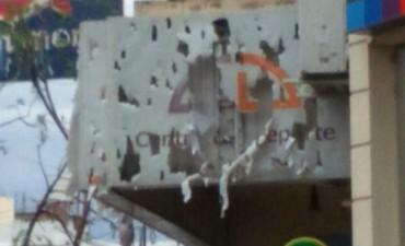 Imágenes: el granizo golpeó con fuerza al sur de Córdoba