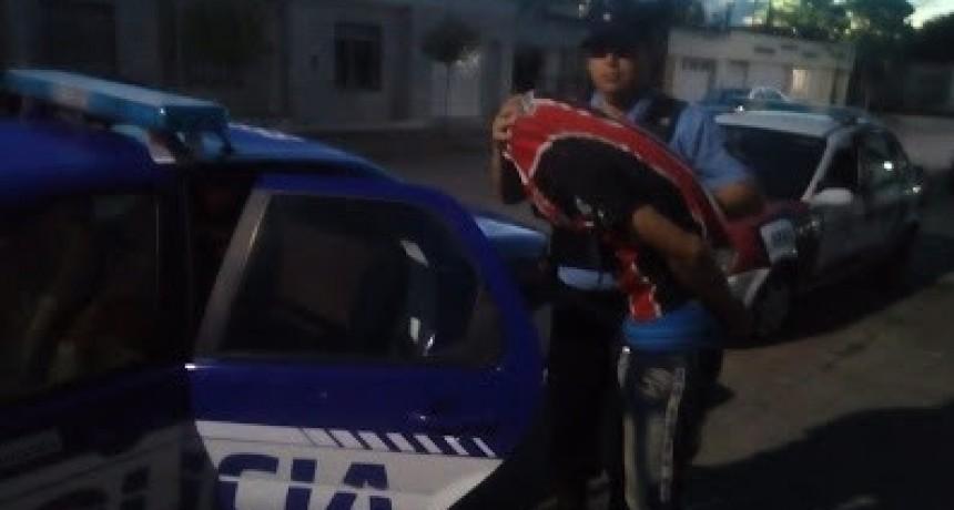 CAMILO ALDAO: TENTATIVA DE ROBO Y VIOLACIÓN DE DOMICILIO