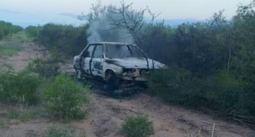 Lucio V. Mansilla: Un hombre de Marcos Juàrez se encerró en su vehículo, lo incendió y se suicidó