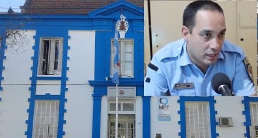 POLICIALES DE ULTIMA HORA EN LA DEPARTAMENTAL MARCOS JUAREZ