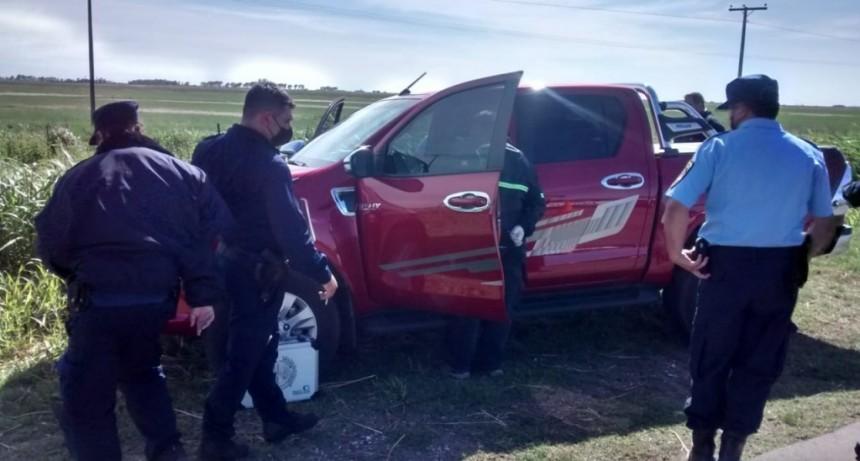 VIOLENTO ASALTO EN LA LOCALIDAD DE PASCANAS