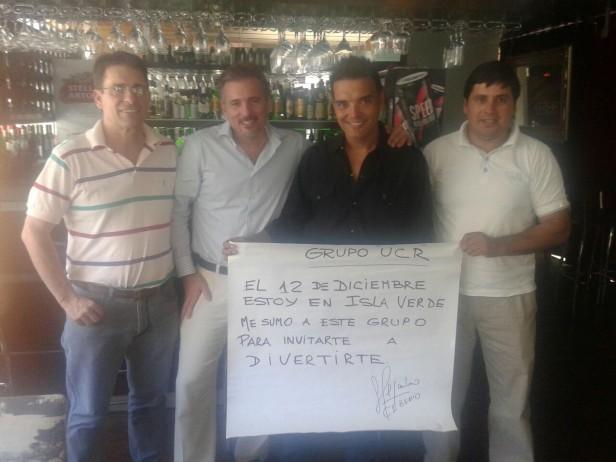 Invitacion de Ale Ceberio