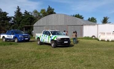 Agroquímicos: Clausuran tres aviones aplicadores sin habilitación - Uno en Noetinger