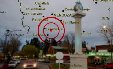Se movió la tierra  Un fuerte sismo sacudió esta mañana a Mendoza