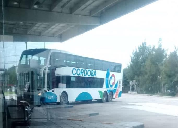 CON ALGUNOS PROBLEMAS OPERATIVOS RETORNÓ EL TRANSPORTE INTERURBANO EN CÓRDOBA