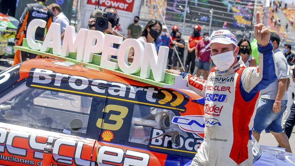 Mariano Werner se consagró campeón del Turismo Carretera