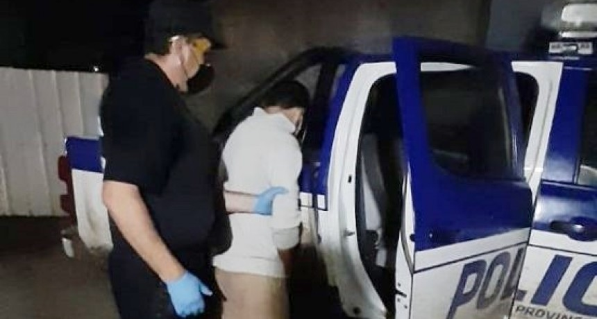 Herido de arma blanca fue trasladado desde Alejo Ledesma a Marcos Juarez